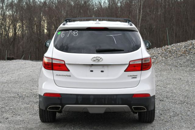 2013 Hyundai Santa Fe Limited Naugatuck, Connecticut 3