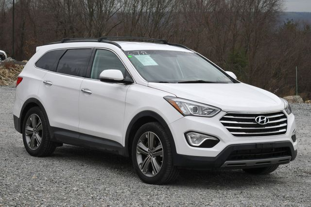 2013 Hyundai Santa Fe Limited Naugatuck, Connecticut 6