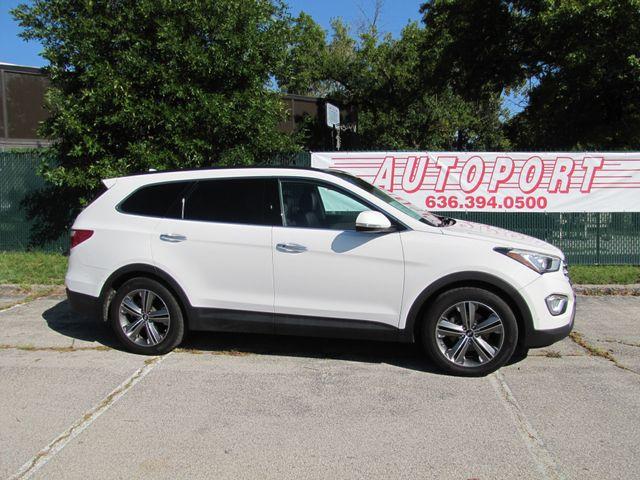 2013 Hyundai Santa Fe Limited St. Louis, Missouri 0
