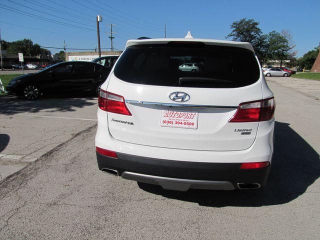 2013 Hyundai Santa Fe Limited St. Louis, Missouri 2