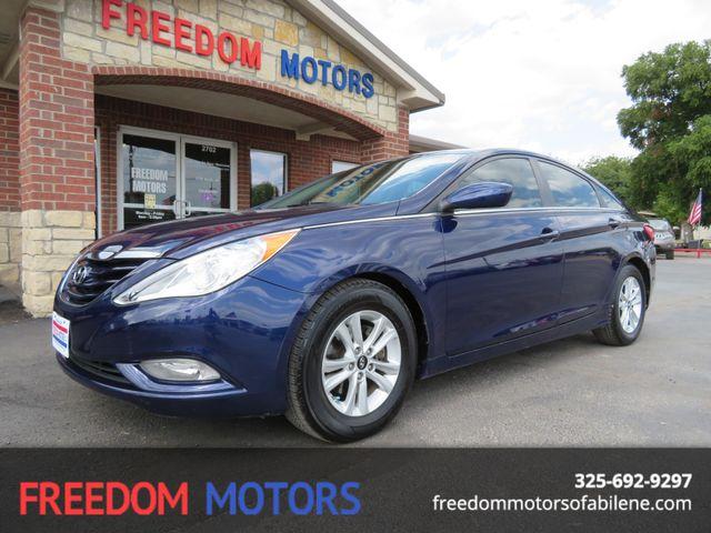 2013 Hyundai Sonata GLS | Abilene, Texas | Freedom Motors  in Abilene,Tx Texas