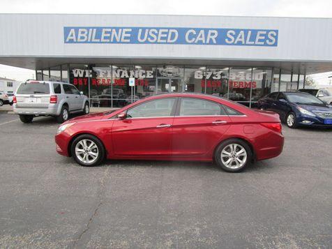 2013 Hyundai Sonata Limited PZEV in Abilene, TX