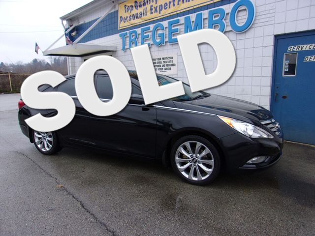 2013 Hyundai Sonata SE in Bentleyville Pennsylvania, 15314