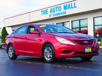 2013 Hyundai Sonata GLS | Champaign, Illinois | The Auto Mall of Champaign in Champaign Illinois