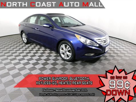 2013 Hyundai Sonata Limited in Cleveland, Ohio