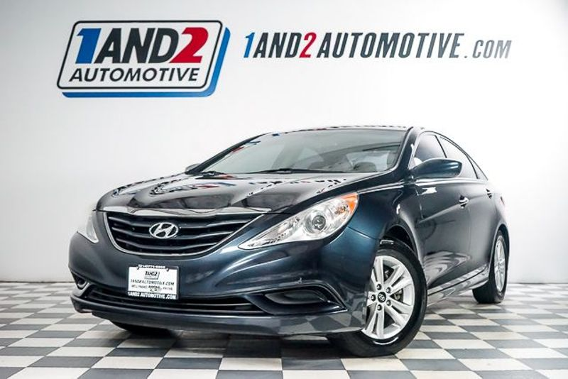 2013 Hyundai Sonata GLS in Dallas TX
