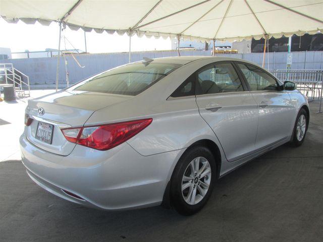 2013 Hyundai Sonata GLS PZEV Gardena, California 2