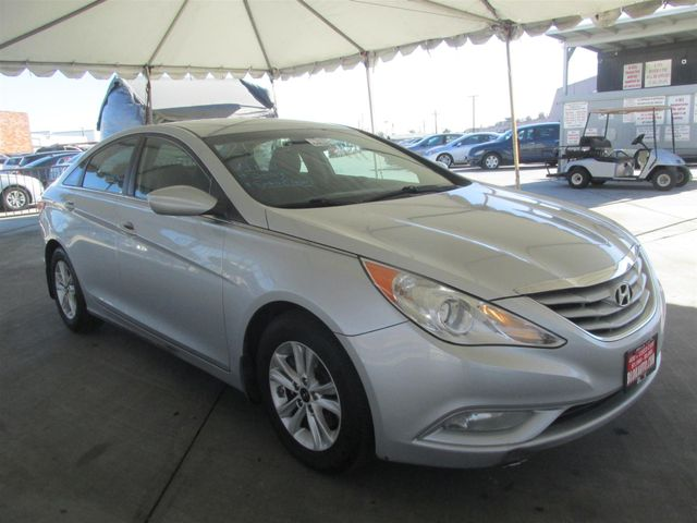 2013 Hyundai Sonata GLS PZEV Gardena, California 3