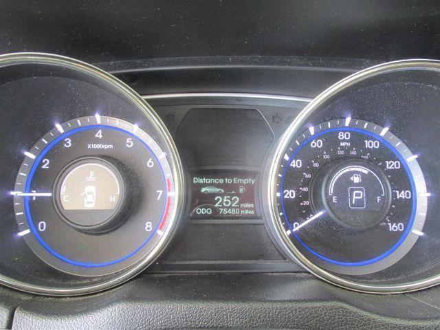 2013 Hyundai Sonata GLS PZEV Gardena, California 4
