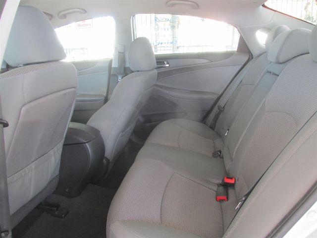 2013 Hyundai Sonata GLS PZEV Gardena, California 9