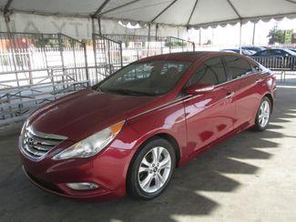 2013 Hyundai Sonata Limited PZEV Gardena, California