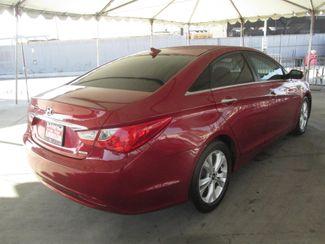 2013 Hyundai Sonata Limited PZEV Gardena, California 2