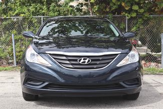 2013 Hyundai Sonata GLS Hollywood, Florida 12