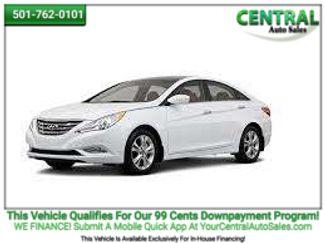 2013 Hyundai SONATA  | Hot Springs, AR | Central Auto Sales in Hot Springs AR