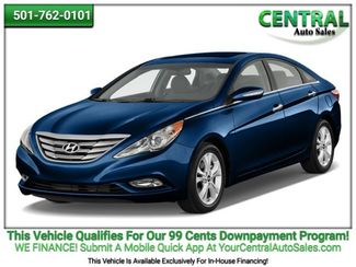 2013 Hyundai Sonata GLS | Hot Springs, AR | Central Auto Sales in Hot Springs AR