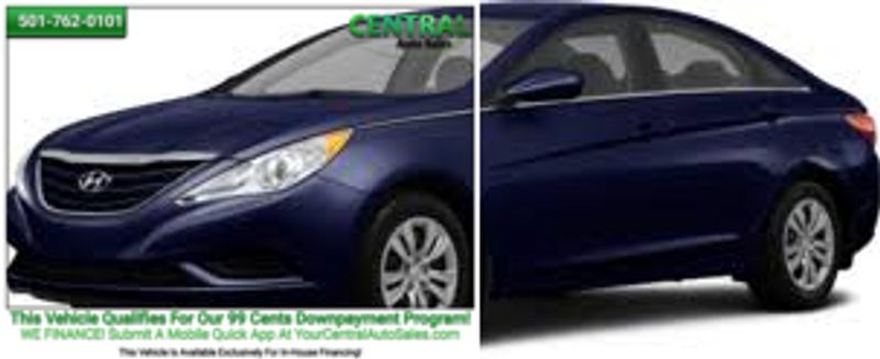 2013 Hyundai Sonata GLS | Hot Springs, AR | Central Auto Sales in Hot Springs AR