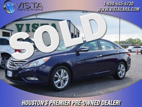 2013 Hyundai Sonata Limited in Houston, Texas