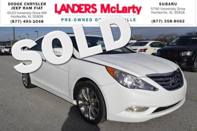 2013 Hyundai Sonata Limited | Huntsville, Alabama | Landers Mclarty DCJ & Subaru in  Alabama