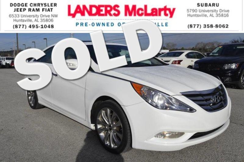 2013 Hyundai Sonata Limited | Huntsville, Alabama | Landers Mclarty DCJ & Subaru in Huntsville Alabama