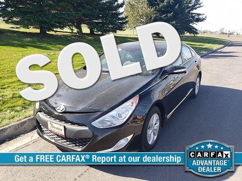 2013 Hyundai Sonata Hybrid 4d Sedan in Great Falls, MT