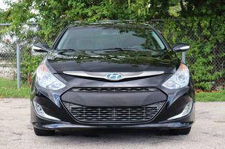 2013 Hyundai Sonata Hybrid Limited Hollywood, Florida 12