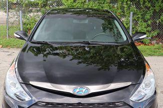 2013 Hyundai Sonata Hybrid Limited Hollywood, Florida 43