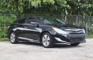 2013 Hyundai Sonata Hybrid Limited Hollywood, Florida 41