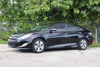 2013 Hyundai Sonata Hybrid Limited Hollywood, Florida 24