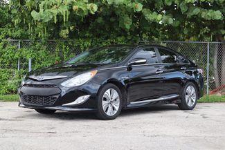 2013 Hyundai Sonata Hybrid Limited Hollywood, Florida 10