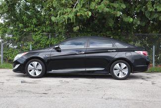 2013 Hyundai Sonata Hybrid Limited Hollywood, Florida 9