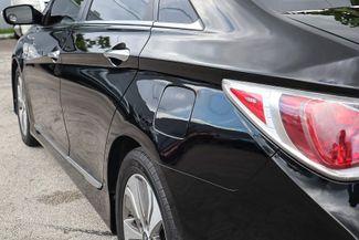 2013 Hyundai Sonata Hybrid Limited Hollywood, Florida 8