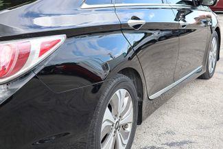 2013 Hyundai Sonata Hybrid Limited Hollywood, Florida 5