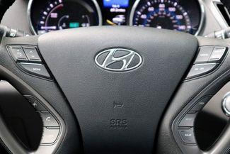 2013 Hyundai Sonata Hybrid Limited Hollywood, Florida 16