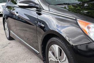 2013 Hyundai Sonata Hybrid Limited Hollywood, Florida 2