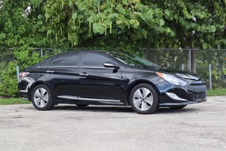2013 Hyundai Sonata Hybrid Limited Hollywood, Florida 40