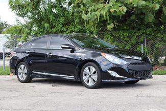 2013 Hyundai Sonata Hybrid Limited Hollywood, Florida 48