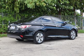 2013 Hyundai Sonata Hybrid Limited Hollywood, Florida 4
