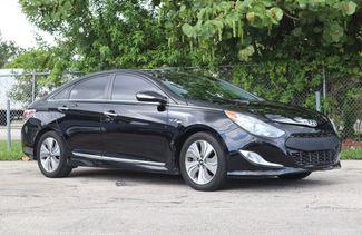 2013 Hyundai Sonata Hybrid Limited Hollywood, Florida 23