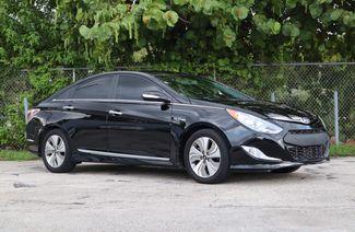 2013 Hyundai Sonata Hybrid Limited Hollywood, Florida 55