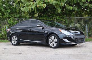 2013 Hyundai Sonata Hybrid Limited Hollywood, Florida