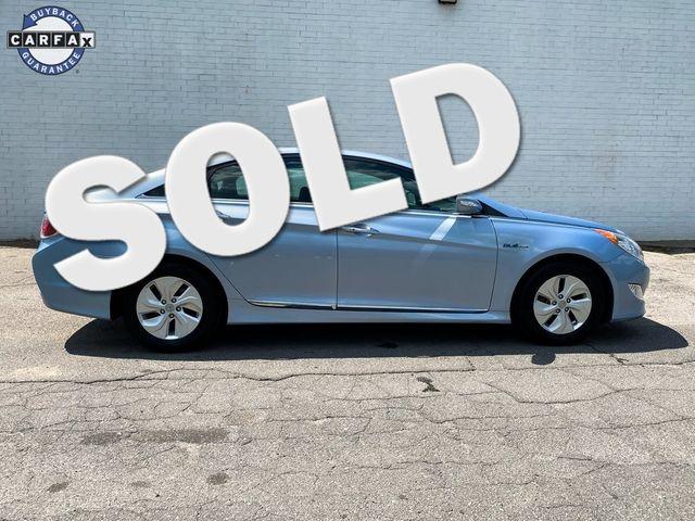 2013 Hyundai Sonata Hybrid Base Madison, NC 0