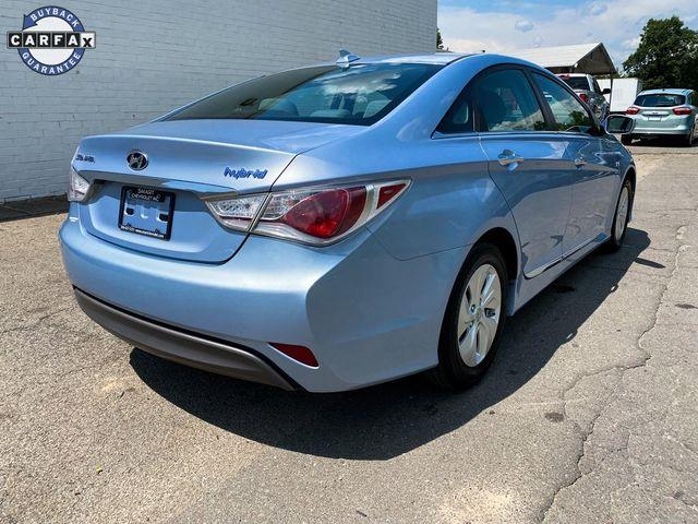 2013 Hyundai Sonata Hybrid Base Madison, NC 1