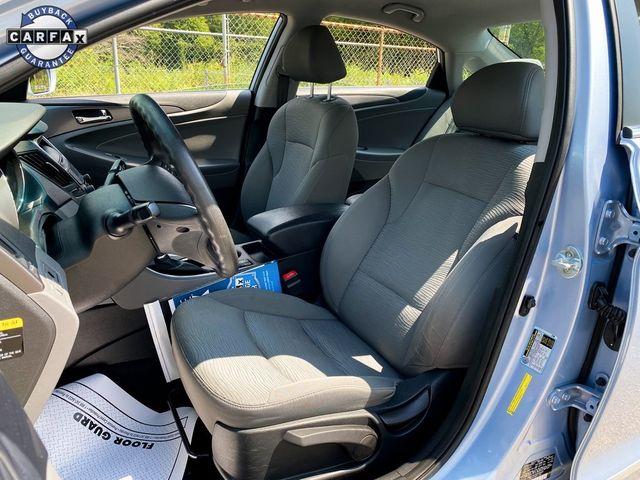 2013 Hyundai Sonata Hybrid Base Madison, NC 22