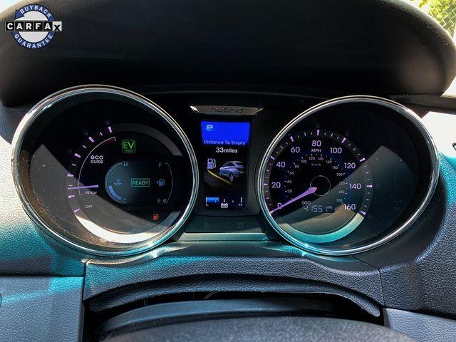 2013 Hyundai Sonata Hybrid Base Madison, NC 27