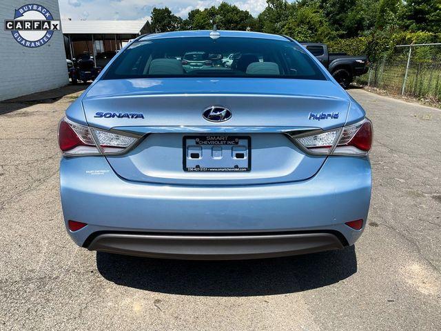 2013 Hyundai Sonata Hybrid Base Madison, NC 2