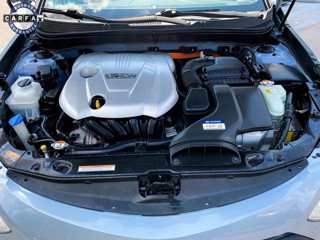 2013 Hyundai Sonata Hybrid Base Madison, NC 32