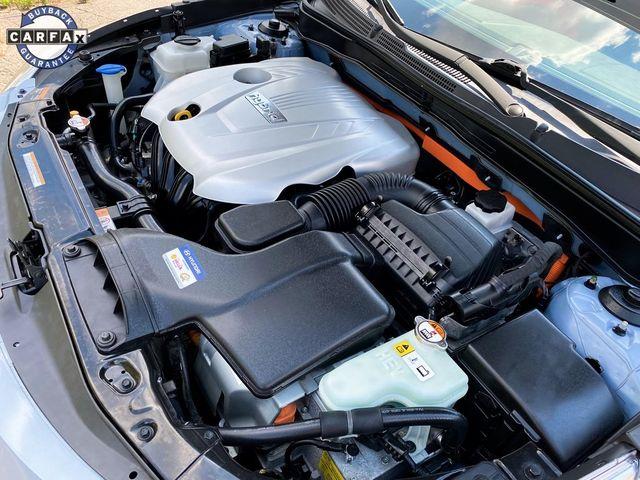 2013 Hyundai Sonata Hybrid Base Madison, NC 33