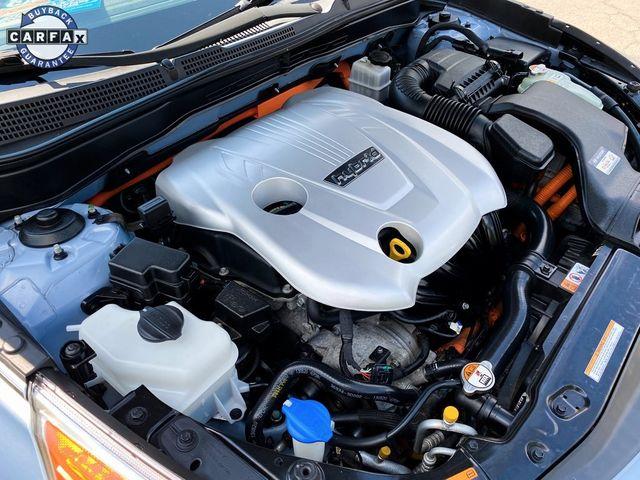 2013 Hyundai Sonata Hybrid Base Madison, NC 34