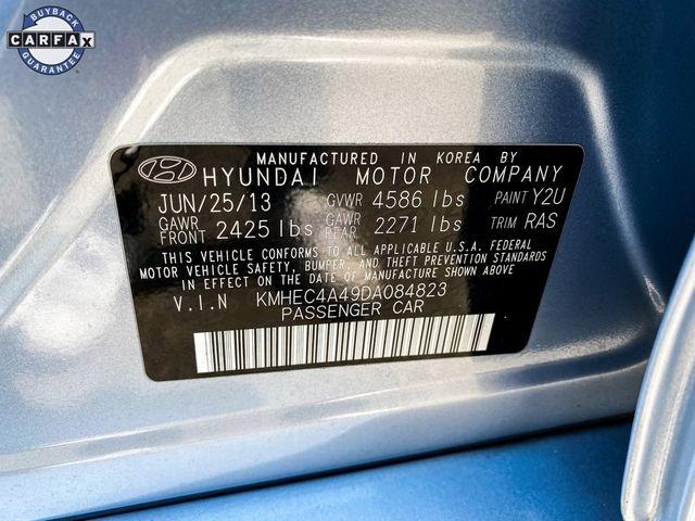 2013 Hyundai Sonata Hybrid Base Madison, NC 36
