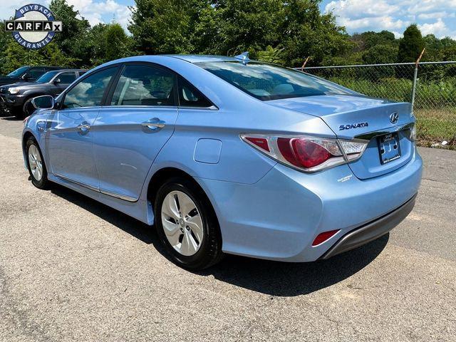 2013 Hyundai Sonata Hybrid Base Madison, NC 3